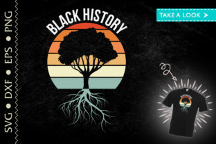 Print on Demand: Black History Root Africa American BLM Graphic Crafts By Tweetii