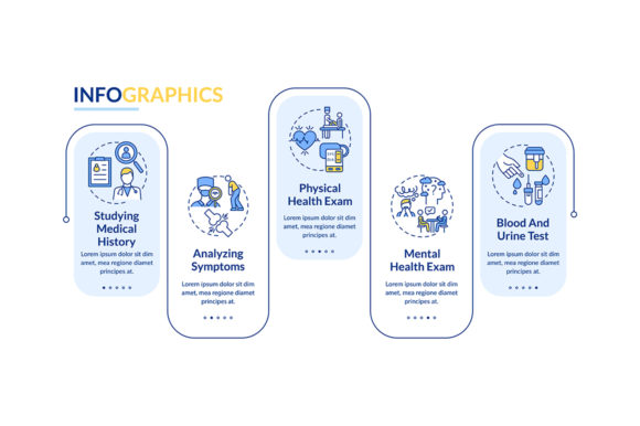 Print on Demand: CFS Identifying Vector Infographic Graphic Infographics By bsd studio