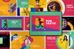 Fashion Powerpoint Template Graphic Presentation Templates By luckysign