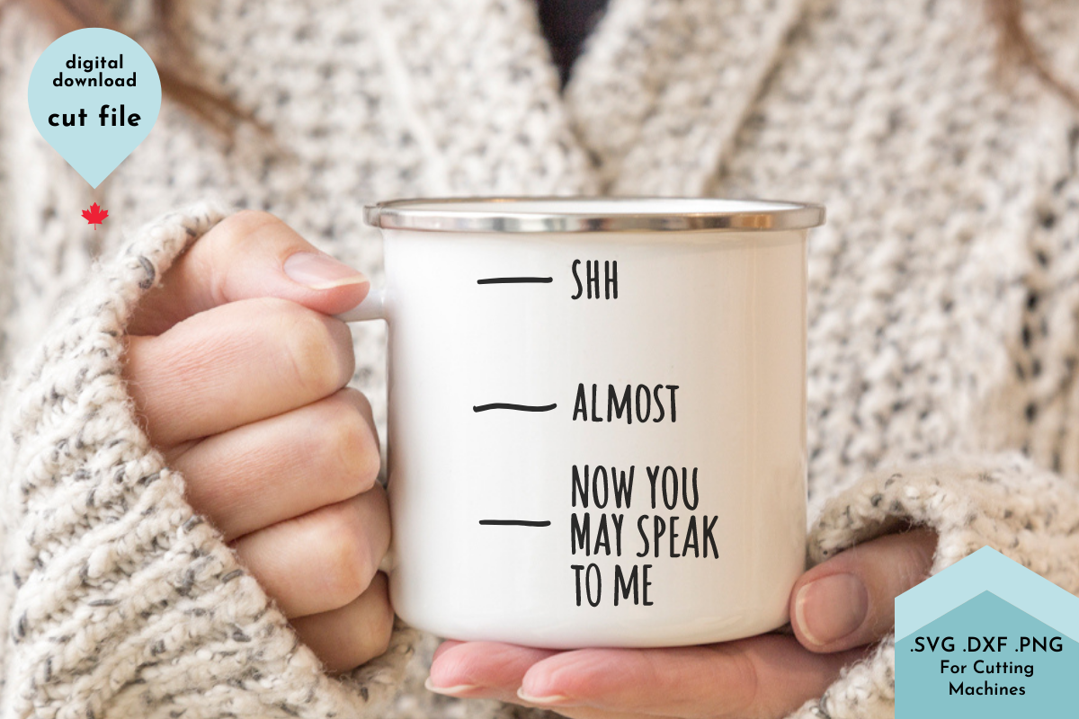 Funny Coffee Mug Svg Graphic By Lettershapes Creative Fabrica