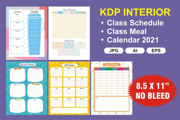 Print on Demand: KDP Interior Class for Student Graphic KDP Interiors By edywiyonopp