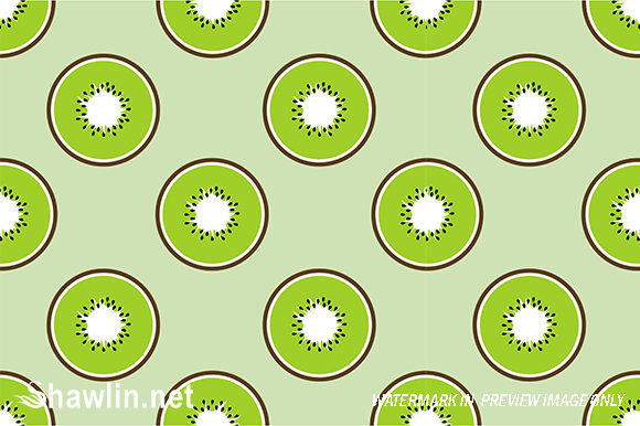 Kiwi Summer Fruit Background Graphic Backgrounds By shawlin