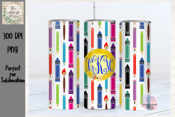 Teacher Bundle, Great for Tumblers! Graphic Image