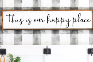 Happy | Wedding | Sign | Cricut Graphic Illustrations By Farmstone Studio Designs