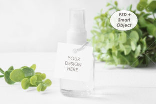 Square Tag Mockup / 2″ X 2″ Tag Graphic Product Mockups By thesundaychic