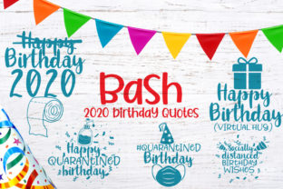 2020 Birthday Quotes Graphic Crafts By Firefly Designs