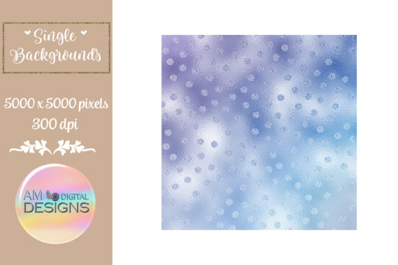 Berry Delicious Gradient Foil Polka Dots Graphic Backgrounds By AM Digital Designs