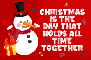 Print on Demand: Candy Christmas Display Font By Blankids Studio 3