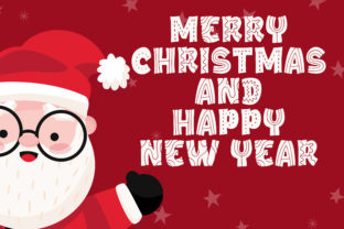 Print on Demand: Candy Christmas Display Font By Blankids Studio 4