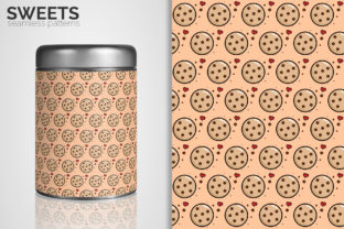 Sweets Seamless Patterns Graphic Patterns By 3Y_Design 5