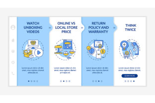 Print on Demand: Informed Shopper Advices Web Pages Graphic Graphic Templates By bsd studio
