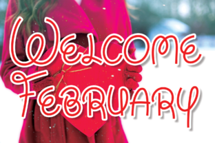 Print on Demand: Welcome February Display Font By Misterletter.co