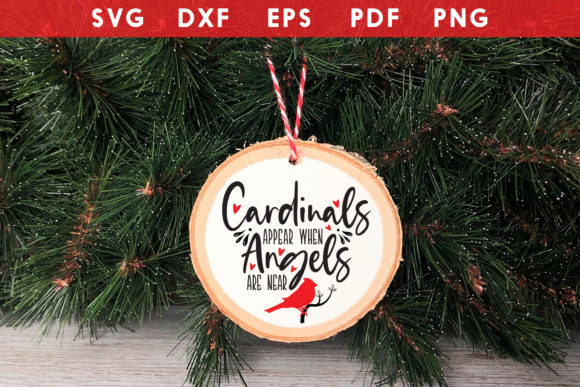 Cardinal SVG, DXF, PNG, EPS, PDF Graphic Crafts By CraftlabSVG
