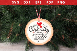 Christmas Cardinal SVG, Cardinal Quotes Graphic Crafts By CraftlabSVG