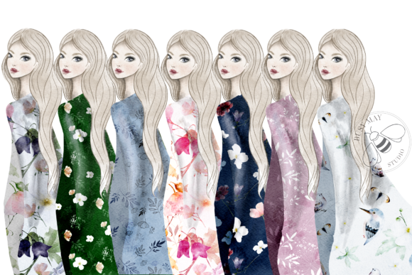 Nordic Summer Ultimate Collection Graphic Downloadable Digital File