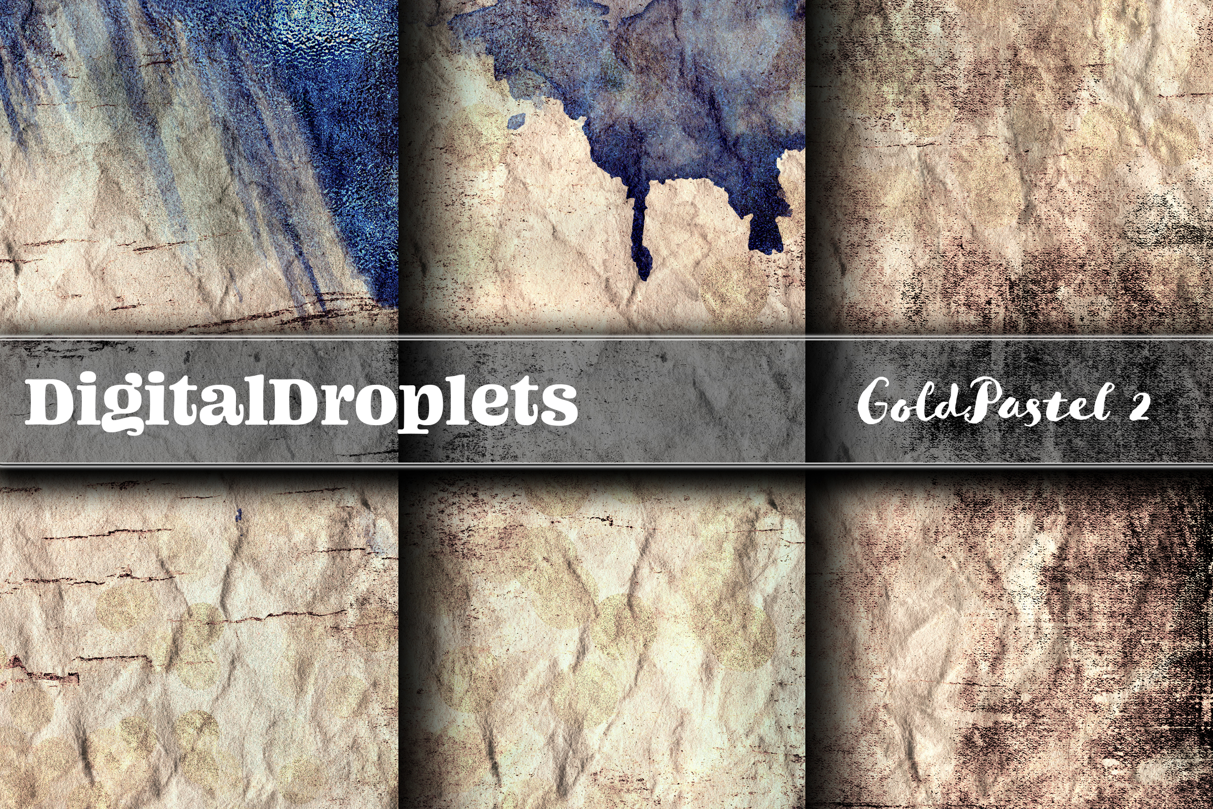 Download Gold Pastel 2 Graphic By Digitaldroplets Creative Fabrica
