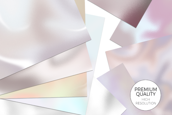 Pearl Texture Digital Paper Pack Shiny Graphic Download