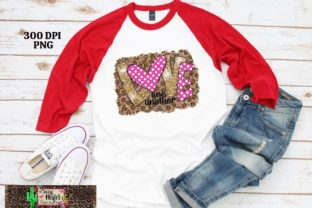 Print on Demand: Love One Another Valentine's Day Dye Sub Graphic Crafts By Crazy Heifer Design Shoppe 2