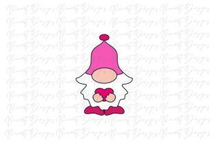 Pinky the Gnome Graphic 3D Christmas By Vivart Designs