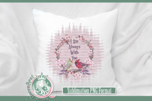 Sublimation | Always with You Graphic Illustrations By QueenBrat Digital Designs