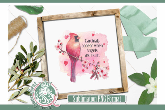 Sublimation | when Angels Are Near Graphic Illustrations By QueenBrat Digital Designs