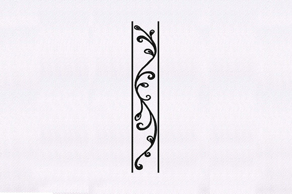 Lines Border Quilting Borders Embroidery Design By DigitEMB