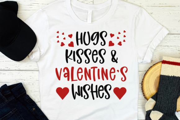 Phrase for Valentine's Day Svg. Graphic Print Templates By CuteShopClipArt