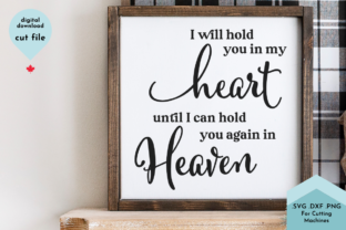 Print on Demand: Memorial Svg, in Memory, Grief and Loss Graphic Crafts By Lettershapes