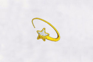 Shining Star Bed & Bath Embroidery Design By DigitEMB