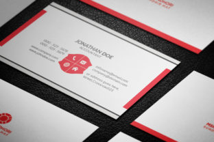 Business Card Graphic Print Templates By Pixelpick