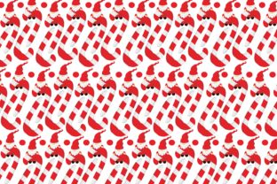 Print on Demand: Cute Gnomes Pattern Theme Graphic Crafts By Arief Sapta Adjie II
