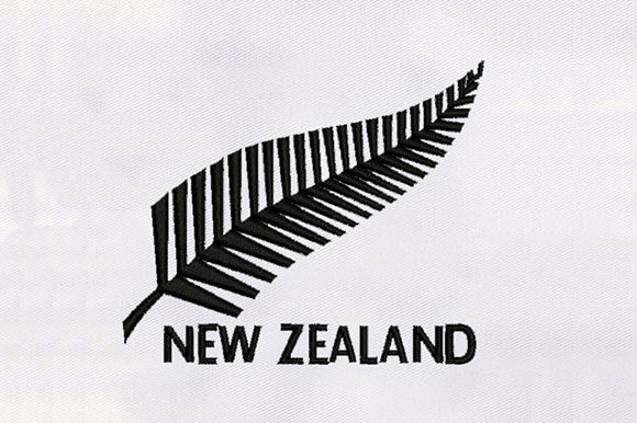 New Zealand Symbol Independence Day Embroidery Design By DigitEMB