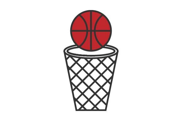Print on Demand: Basketball Graphic Crafts By pnajlab