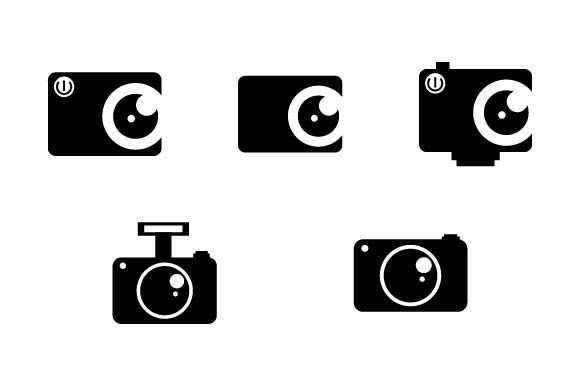Print on Demand: Camera Graphic Crafts By pnajlab