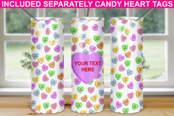 2oz Skinny Tumbler Sublimation Valentine Graphic Print Templates By paperart.bymc