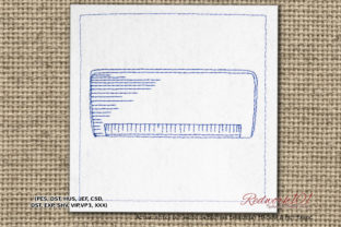 Air Conditioner Lineart House & Home Quotes Embroidery Design By Redwork101