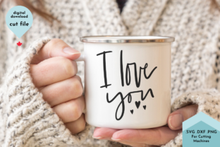 Print on Demand: I Love You Hearts - Valentine Graphic Crafts By Lettershapes