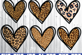 Leopard Heart, Leopard Heart   Graphic Illustrations By dodo2000mn1993