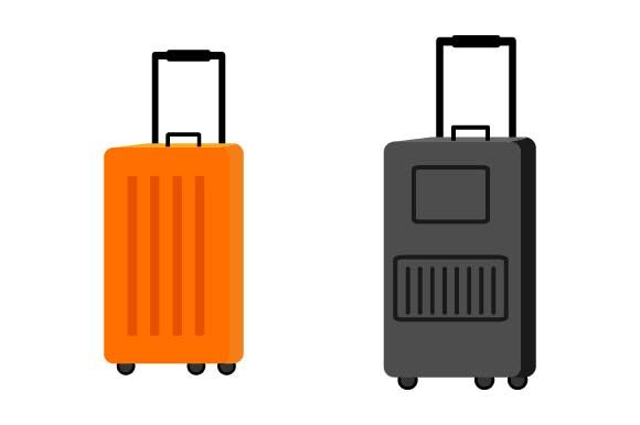 Print on Demand: Suitcase Graphic Crafts By pnajlab