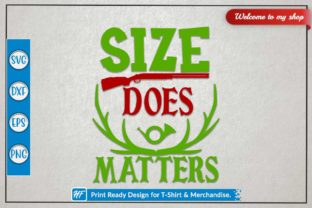 Size Does Matters Graphic Crafts By HeavenFair