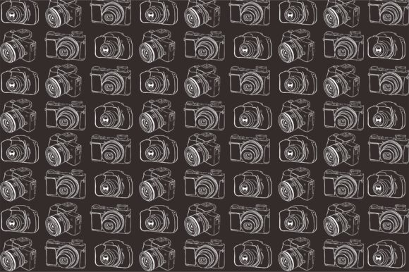 Print on Demand: Camera Patterns Theme Graphic Crafts By Arief Sapta Adjie II