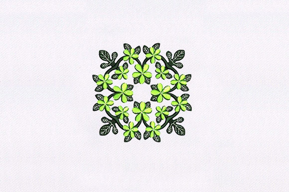 Quilting Bouquets & Bunches Embroidery Design By DigitEMB