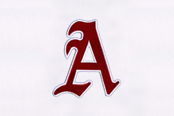 Rare Font Sports Embroidery Design By DigitEMB