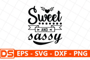 Print on Demand: Sweet and Sassy Graphic Print Templates By Design Store