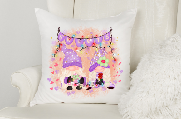 Valentine's Day Sweetness Sublimation Graphic Item