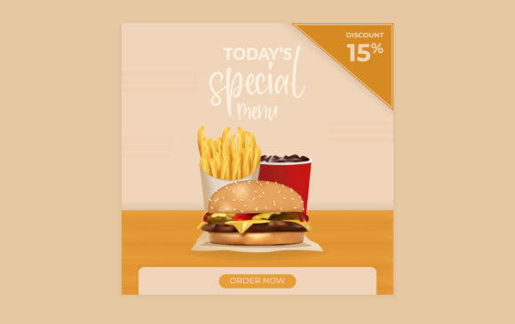 Advertisements, Burger Menu Promos. Graphic Graphic Templates By usmanfirdaus446