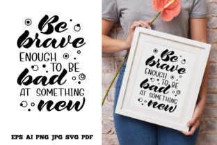 Motivational Quotes Growth Mindset Graphic Crafts By KaSia Design