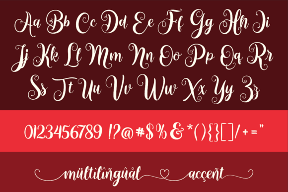 The Charming Couple Font Download