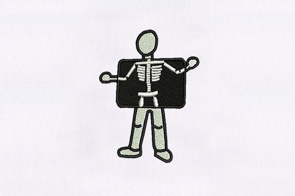 X-Ray Work & Occupation Embroidery Design By DigitEMB
