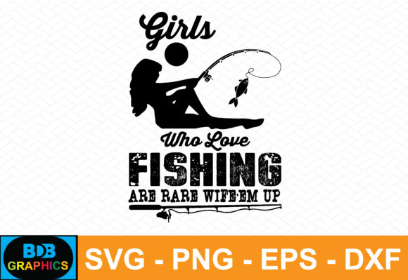 Download Fishing Svg Design Graphic By Bdb Graphics Creative Fabrica
